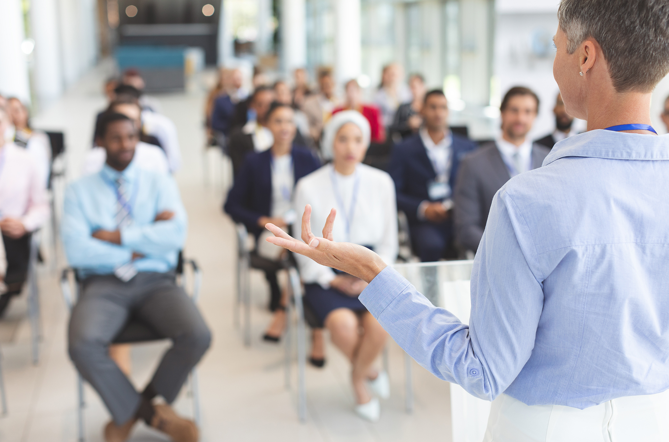 Speaking Engagements – Industry and Thought Leadership